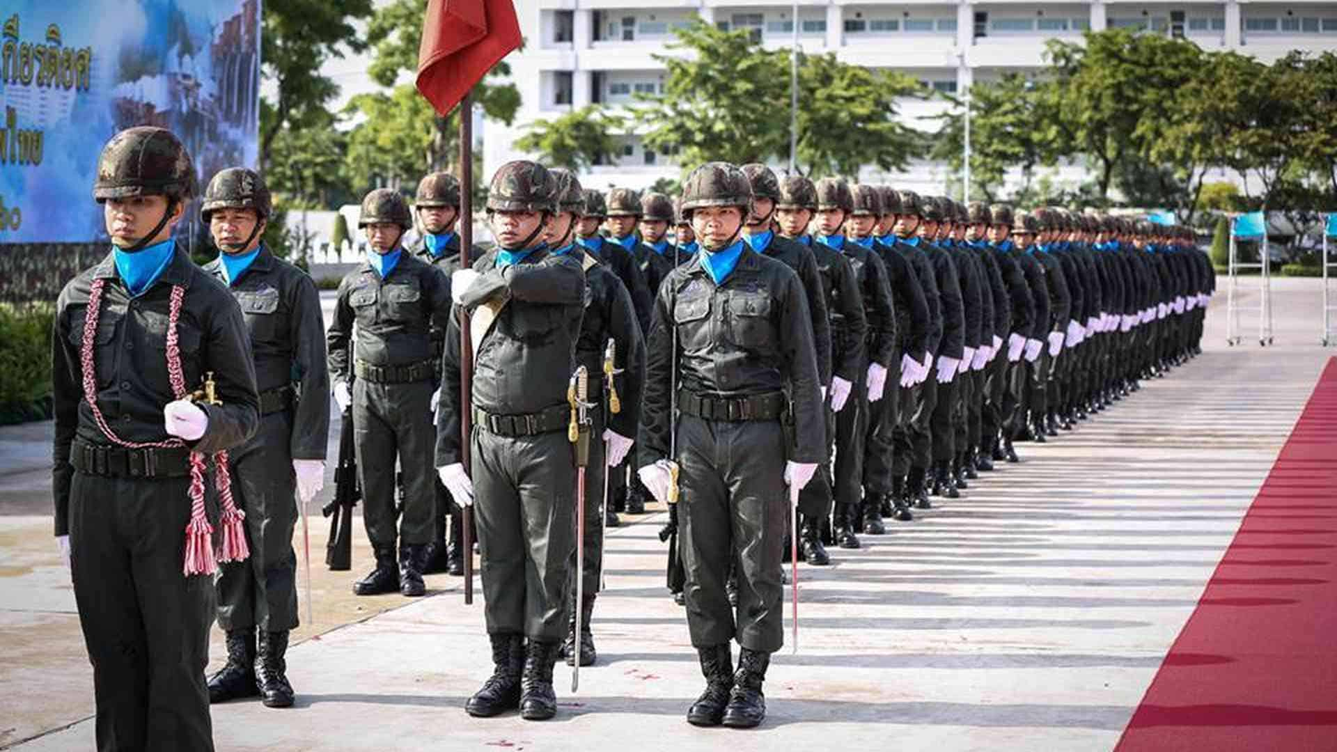 Thai military service for dual citizens